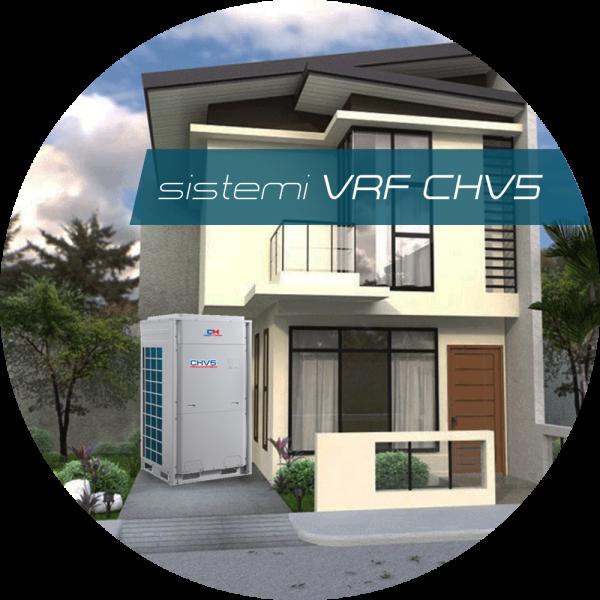 Sistemi VRF CHv5