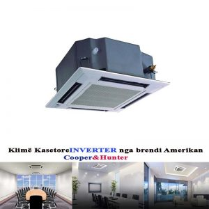 FAN COIL Kasetor Inverter